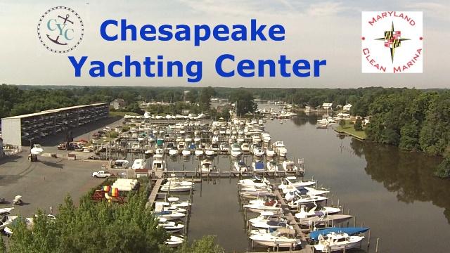Cruising to Chesapeake Yachting Center