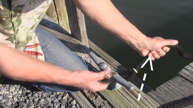 Cleat Hitch & Tips